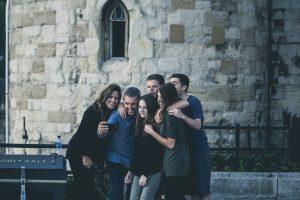 O ministério de jovens e a família