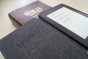 Especificações técnicas do Kindle e sua relação com o trabalho do ministro