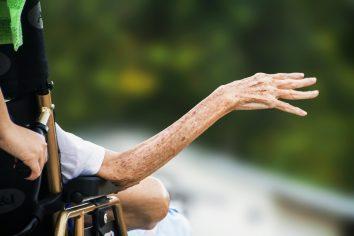 Qual é a sensação de viver com graves deficiências?