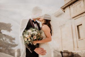 A arte de celebrar um casamento